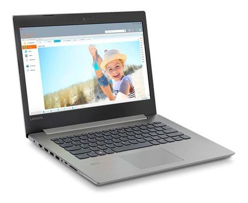 notebook lenovo 81d0 ip330-14  intel n4000 4gb ram 500gb