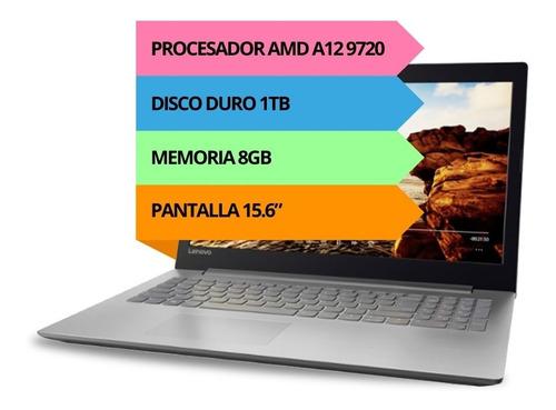 notebook lenovo a12 9720p 8gb 1tb 15.6 windows 10 dvdrw