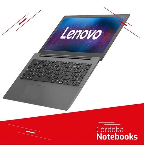 notebook lenovo amd a9 4gb 128gb ssd 15.6 hd windows 10