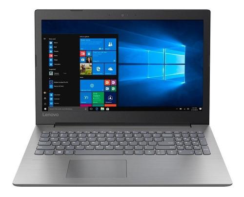 notebook lenovo core i3 15.6'' 1tb bt win10 oferta loi