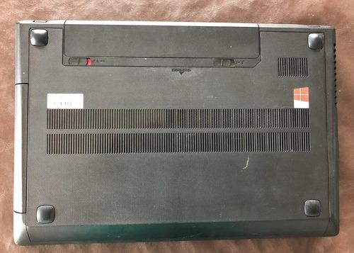 notebook lenovo g405 - não esta ligando -