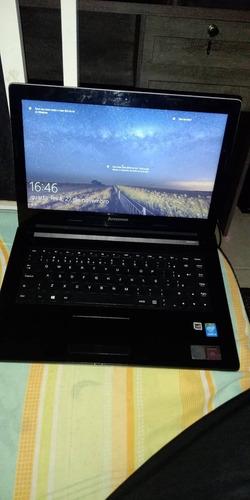 notebook lenovo g40/70 com ssd