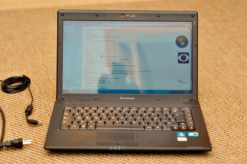notebook lenovo g460 intel core i3-370m 6gb ram 240gb ssd