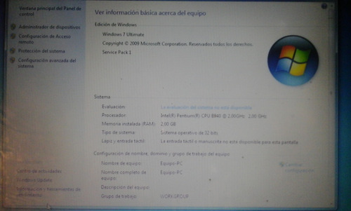 notebook lenovo g470 repuestos leer descripcion