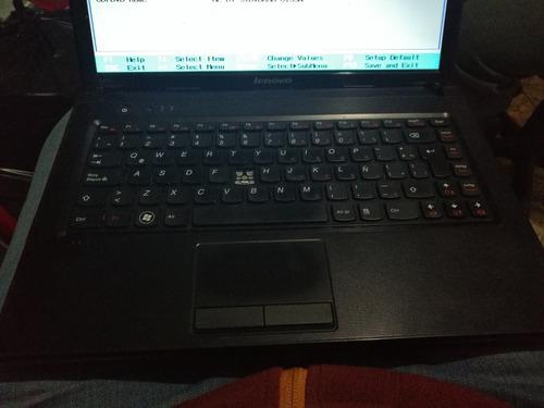 notebook lenovo g475 en desarme