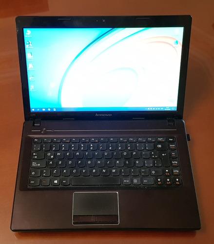 notebook lenovo g480 ssd 128gb 4gb ram i5-3210m