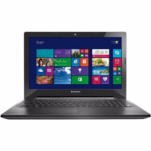 notebook lenovo g50-30 dvd + 500gb + 4gb outlet