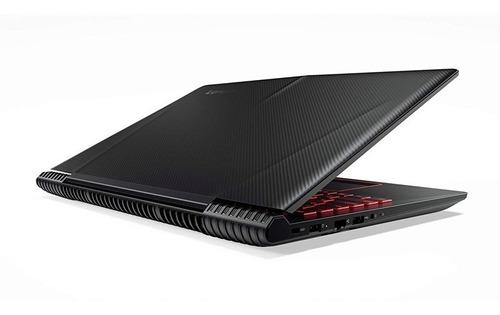 notebook lenovo gamer nuevo i7 8gb 1tb gtx 1060 6gb - netpc