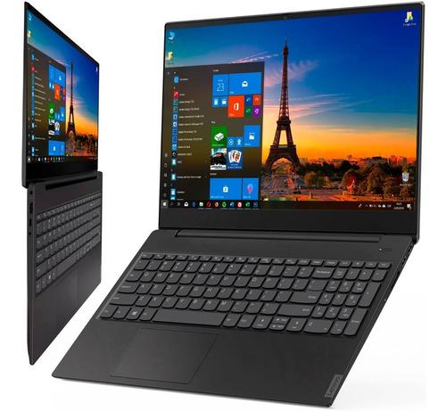 notebook lenovo i3 intel 8va 4gb ram ssd 128gb windows 10