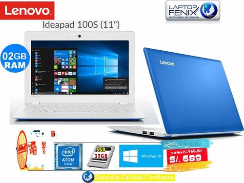notebook lenovo ideapad 100s 11  oferta!