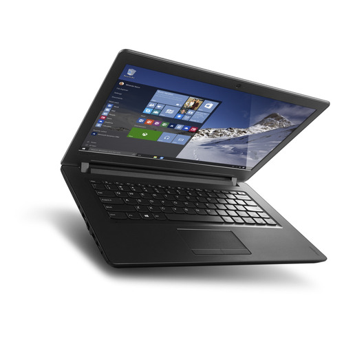 notebook lenovo ideapad 110 celeron 4gb 500gb tela 14 w10
