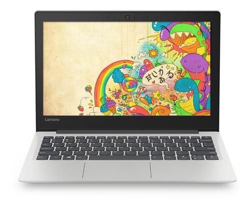 notebook lenovo ideapad 130s 4gb 64gb liviana 11