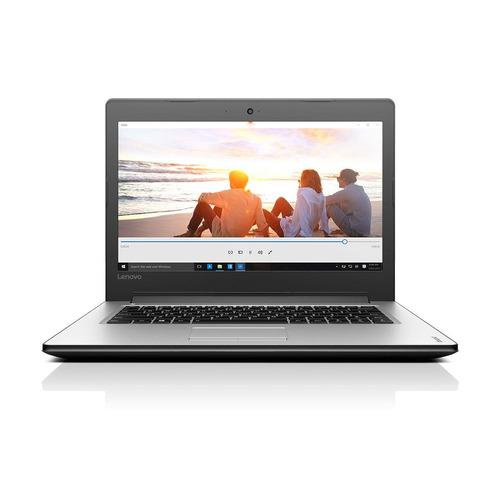 notebook lenovo ideapad 310 prata 14 4gb 1tb win 10 core i3