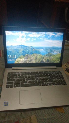 notebook lenovo ideapad 330 8250u 1t 8gb de ram 8th geração