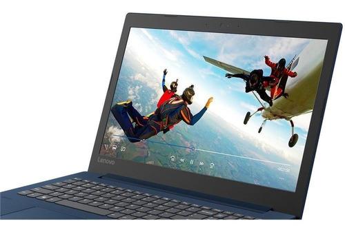 notebook lenovo ideapad 330 amd a6 4gb ram 500gb 15.6