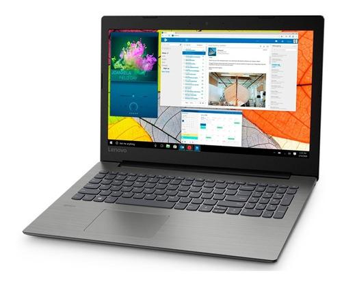 notebook lenovo ideapad s145 amd a4 8gb 500g 15.6 win10