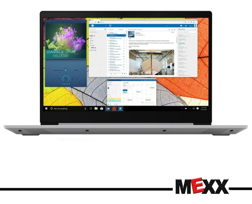 notebook lenovo ideapad s145 intel i3 8gb 1tb 15 w10 mexx 4