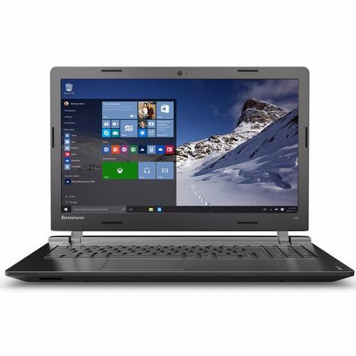 notebook lenovo intel celeron 4gb 500gb 15.6 teclado español