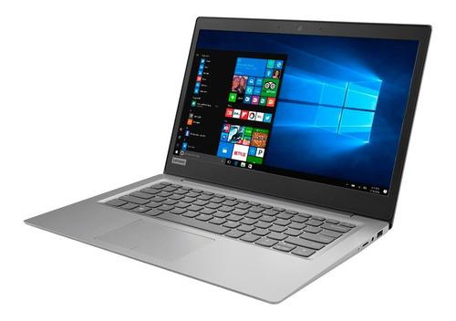 notebook lenovo intel celeron n3350 2gb 32gb 14 pulg win 10