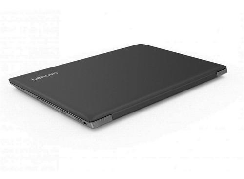 notebook lenovo intel core i3 8130u 4gb ddr4 1tb 15.6 win10