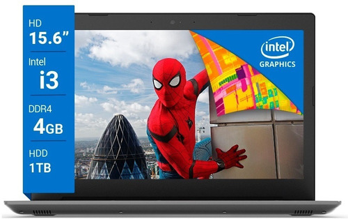 notebook lenovo intel i3 1tb windows 10 teclado esp 81dc00ne