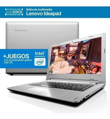 notebook lenovo ip330 intel ideapad 14 ' 4gb 500gb windows ñ