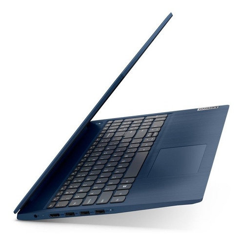 notebook lenovo nueva 15.6' core i3 256ssd 8gb ram win10 loi