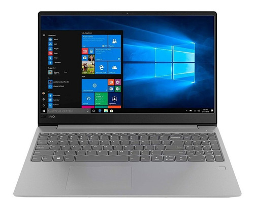 notebook lenovo nueva 15.6  ryzen 5 256ssd 8gb ram win10 loi