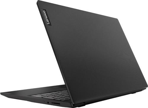 notebook lenovo s145 amd a6 15.6  hd 8gb ssd 480 gb