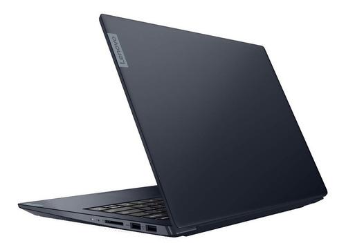 notebook lenovo s340 amd ryzen 7 8gb 512gb ssd win 10 cuotas