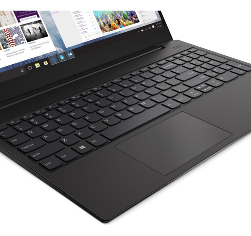 notebook lenovo s340 slim i7 8va quad 8gb ssd256 15,6 win10
