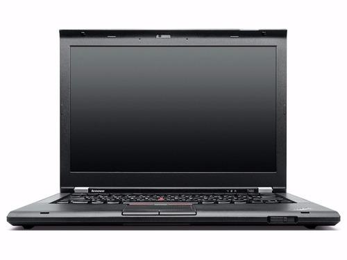 notebook lenovo t430 core i5 3 ger 4gb hd 500 sem bateria