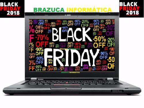 notebook lenovo t430 core i5 3 ger 8gb hd 500gb black friday