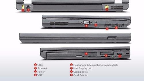 notebook lenovo t430 core i5 3 ger 8gb hd 500gb windows 7
