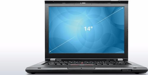 notebook lenovo t430 core i5 4gb hd320 win 7 + frete grátis!