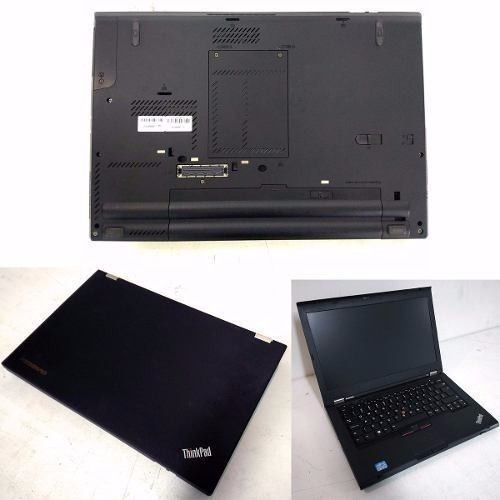 notebook lenovo t430 thinkpad core i5-3320m 6gb 500gb
