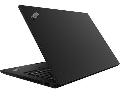 notebook lenovo thinkpad l490 i7 8565u ssd 256gb 16gb w10 ct