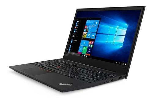 notebook lenovo thinkpad ryzen 7 quad core 8gb ram ssd 256gb video rx vega10 windows 10 pro original 15,6 pulg full hd
