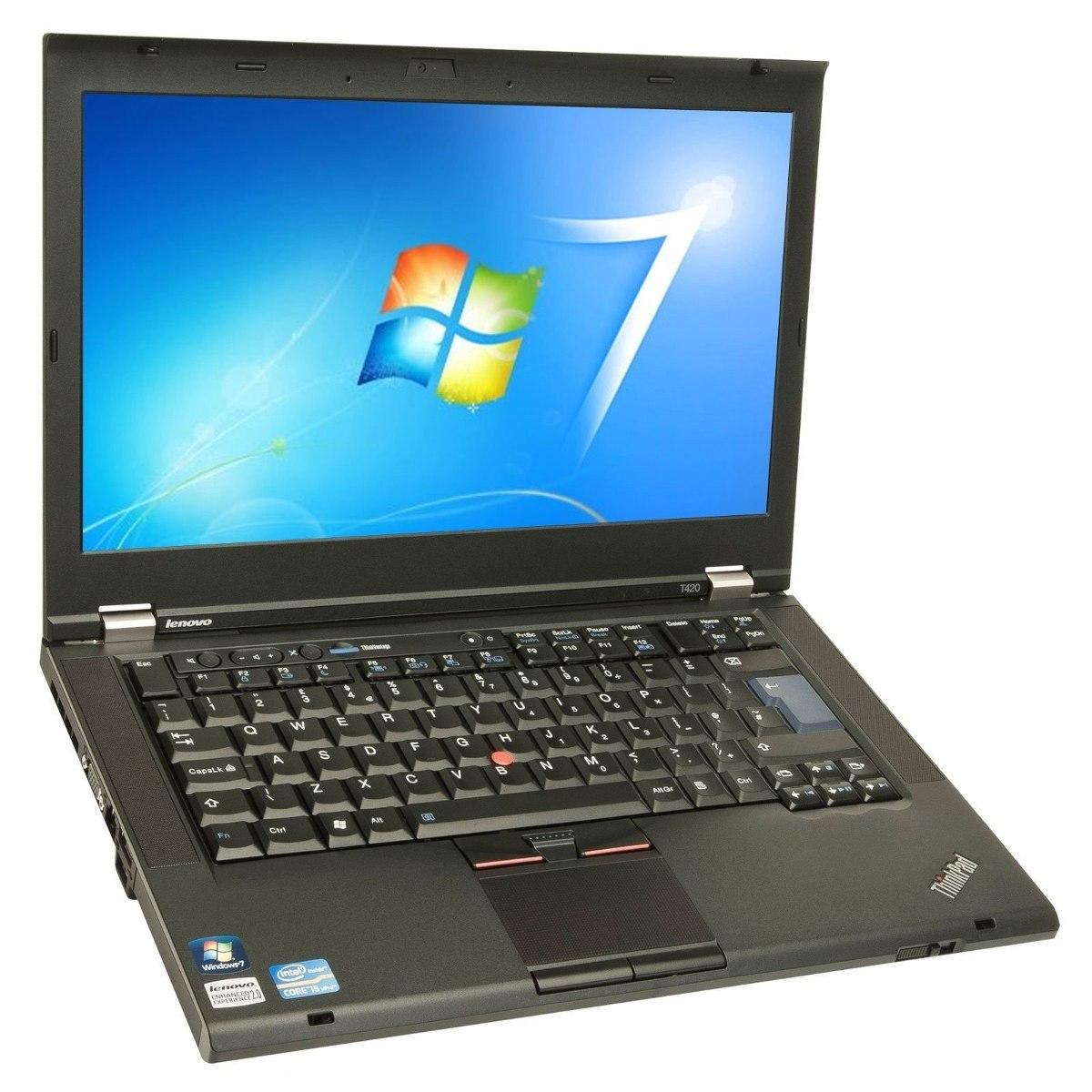 Notebook Lenovo Thinkpad T420 Core I5 4gb Ram Hd 320gb R