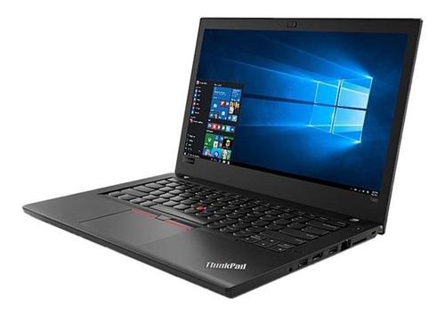 notebook  lenovo thinkpad t480 ci5 14