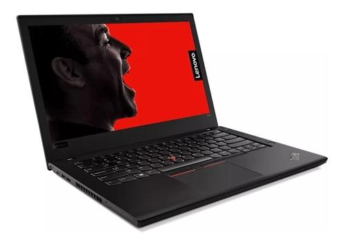 notebook lenovo thinkpad t480s ci7 14 hasta 24gb