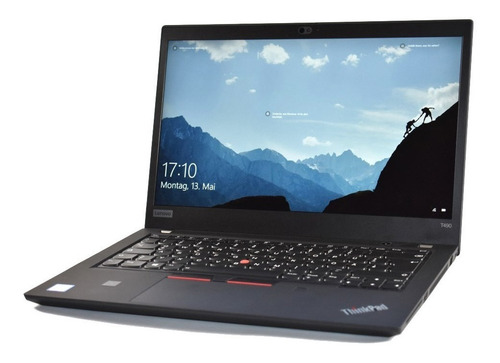 notebook lenovo thinkpad t490 intel i5 8º 8gb ssd m.2 256 gb