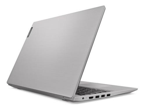 notebook lenovo ultrafino ideapad s145 i5-8265u 8gb 1tb wind