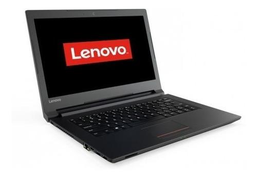 notebook lenovo v110 amd a4-9120 4gb 500gb 14 sin windows