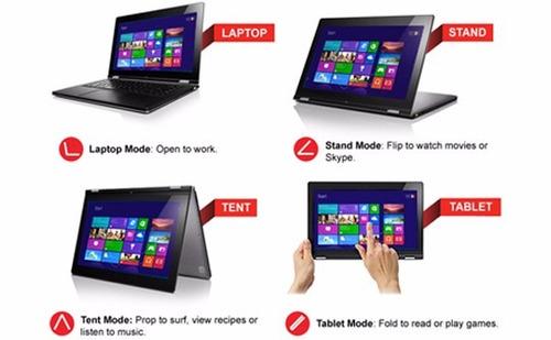notebook lenovo yoga 500 14´ touch i3-5 - envio gratis