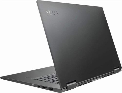 notebook lenovo yoga 730 i7 8gb 256 ssd 15.6  ips a pedido!