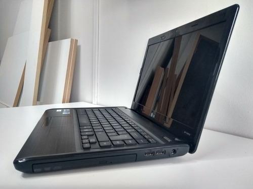 notebook lg a425 core i3 hd 320gb memória ram 4gb