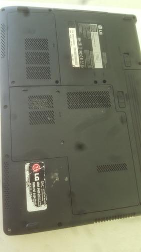 notebook lg r410