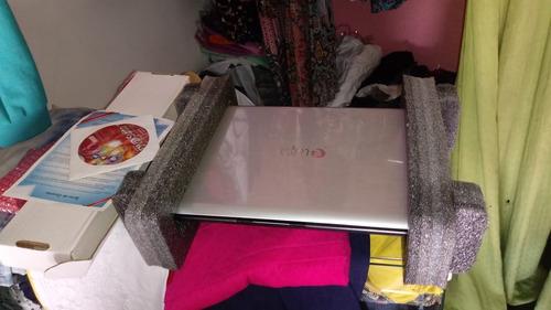 notebook longin core i5 2.50ghz 4gb ram 500gb hd tela 14 pol