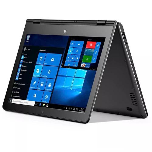 notebook m11w intel quad ram 2gb windows 10 11.6  -nb258